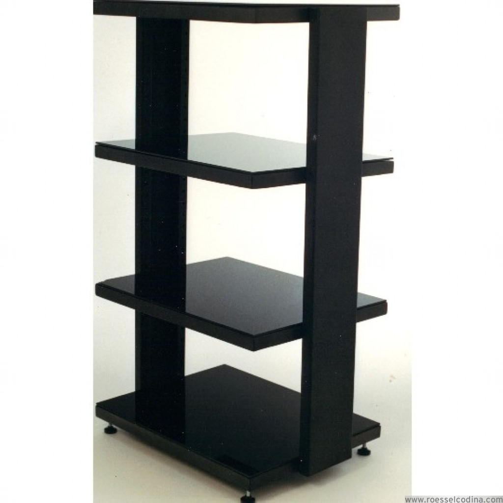 RoesselCodina Product RC854 CLASSIC Mueble Hifi de 4 estantes