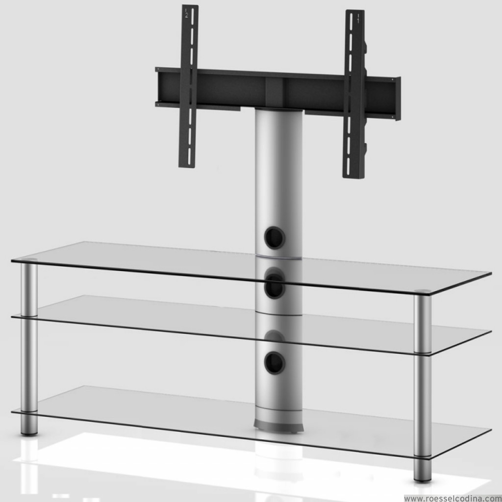 Roesselcodina product neo 1303 tg mueble de tv con for Mueble con soporte para tv