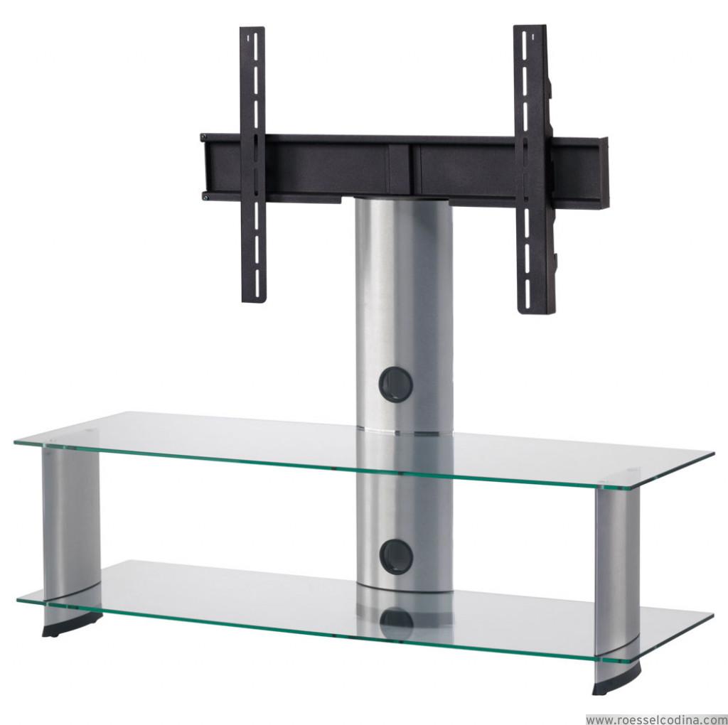 Roesselcodina product pl2100 tg mueble de tv y soporte for Mueble soporte tv