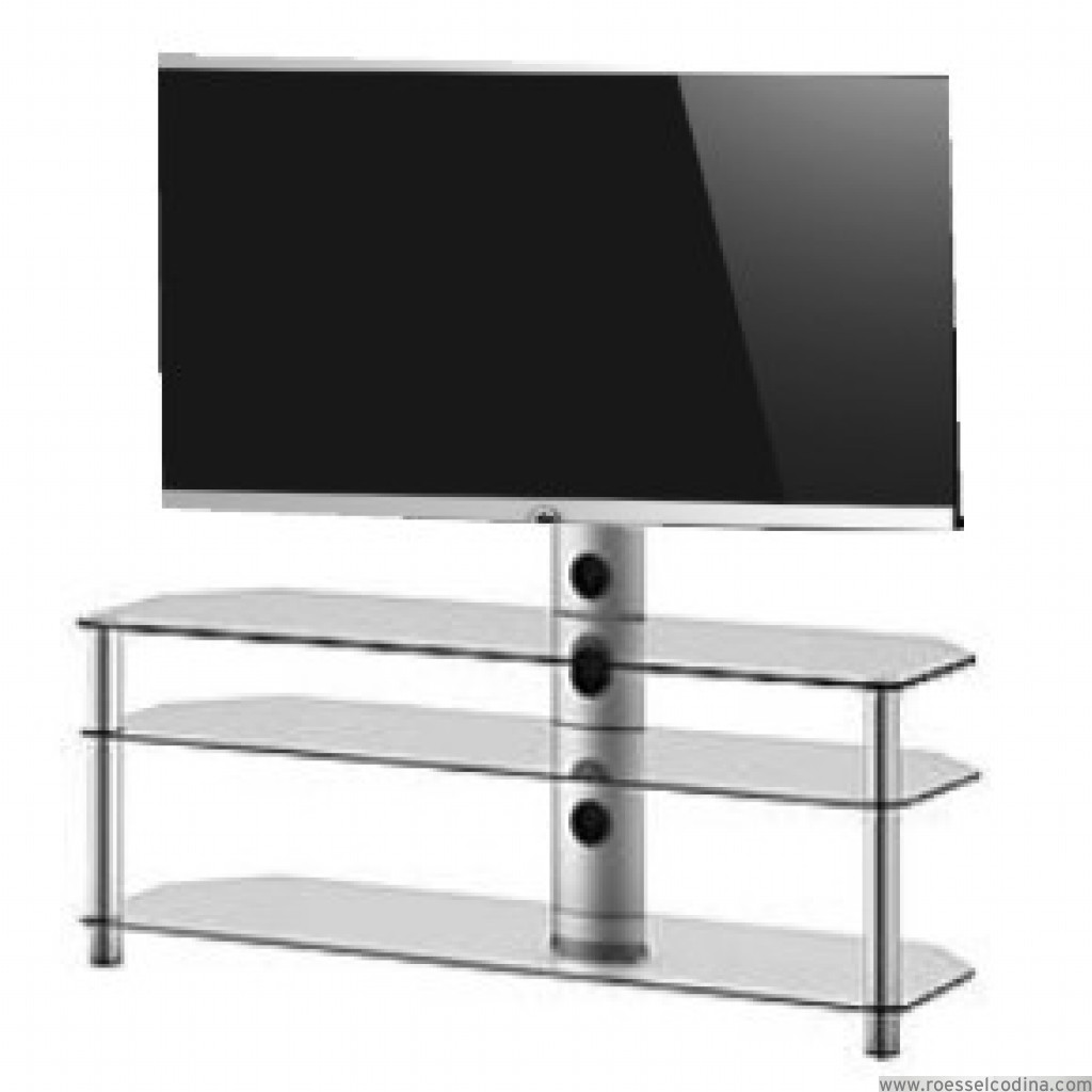 Roesselcodina product neo 1303 tg mueble de tv con for Mueble soporte tv