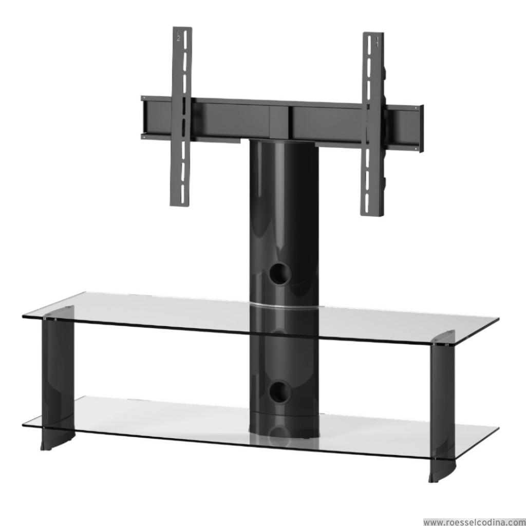 Roesselcodina product pl2100 tn mueble de tv y soporte for Mueble con soporte para tv