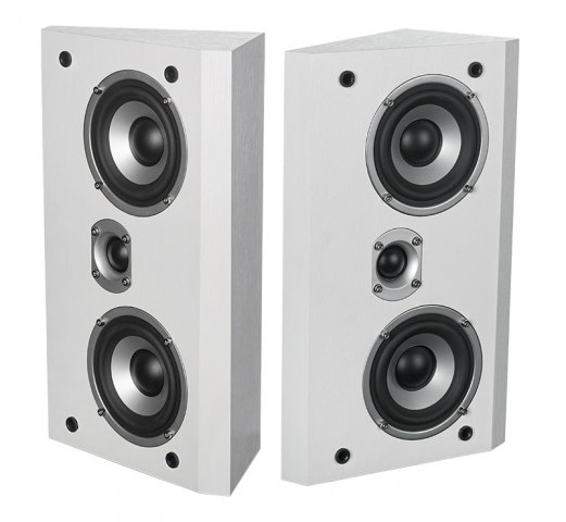 Altavoces de pared o techo MAGIC FX-4 v.3. Blanco.