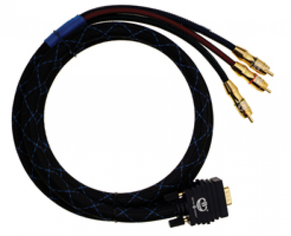 XL18050 - Cable Video-Componentes a VGA 5mts.