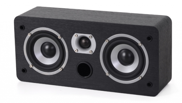 Altavoz central MAGIC CR-4 v.3. Negro.