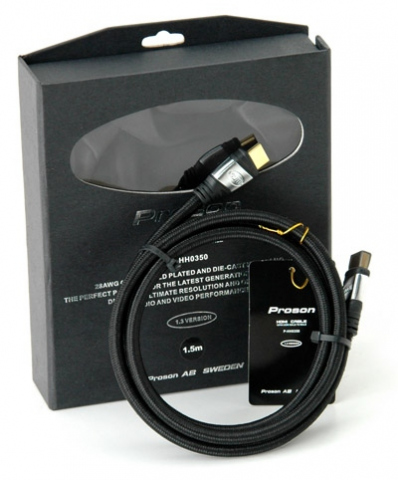 PRHH1.5 -  Cable HDMI a HDMI 1,5 mts